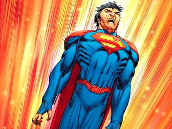 A Super Farewell by Geoff Johns