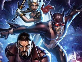 Win a Blu-Ray Copy of Justice League: Gods and Monsters