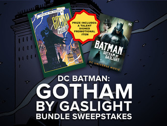 All-New Chance to Win for DC Animation Fans Out There!