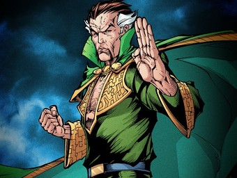 Breaking News: Ra's al Ghul is Coming to Gotham