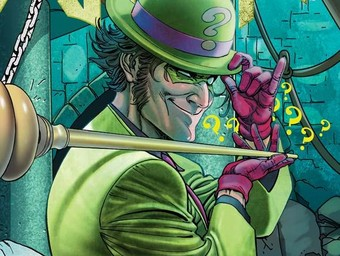 Breaking News: Gotham Casts its Edward Nygma