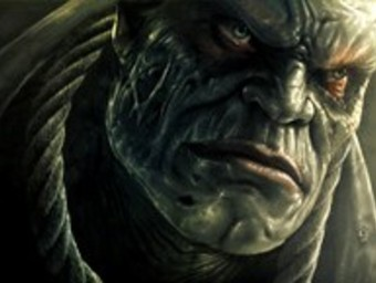 Injustice: Gods Among Us – Solomon Grundy is Ready for His Close-Up