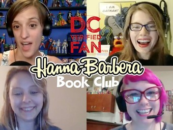 Hanna-Barbera Hangout: The Book Club Meets for the First Time