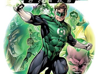 Vote for Your Favorite Hal Jordan and the Green Lantern Corps Rebirth Cover