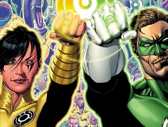 Hal Jordan and the Green Lantern Corps: The Ballad of Soranik Natu