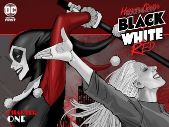 "First Look: Stjepan Sejic's Harleen Sees ""Red"""