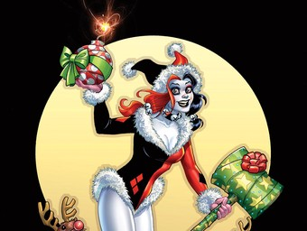 Harley Quinn's Five Rules for Enjoying the Holidays