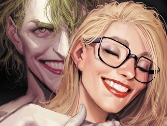 First Look: Harleen's First Session with the Joker