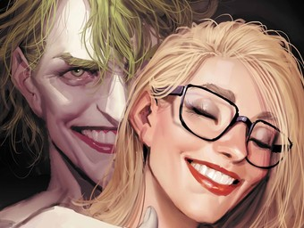 DC Black Label's Harleen Probes into Harley Quinn's Abusive Past