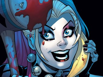 Vote for Your Favorite Harley Quinn Rebirth Cover