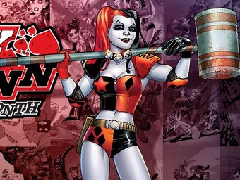 This February, Get Crazy In Love With Harley Quinn