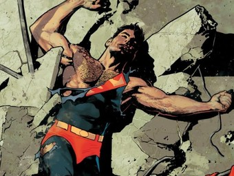 Super Here For...the Deep Psychology of Superman