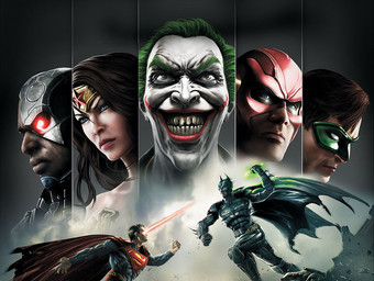 5.2 Reasons We're Excited for Injustice