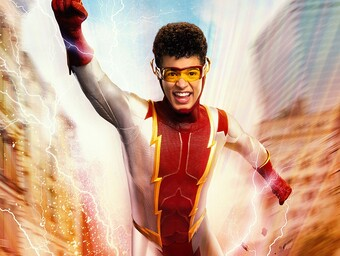 Racing to the Future: Jordan Fisher Suits Up as The Flash's Impulse