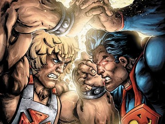 Masters of the Crossover: Tim Seeley and Freddie Williams Talk He-Man and Injustice