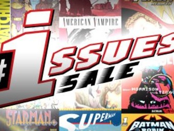 The #1 Issues Sale
