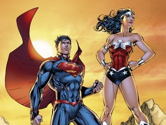 #DC1Million: Win a Signed Jim Lee Lithograph
