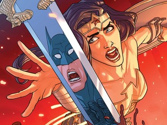 A Watchtower Welcome: Christopher Priest Climbs Aboard Justice League