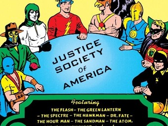 DC Comics 101: What's the Difference Between the Justice Society and the Justice League?