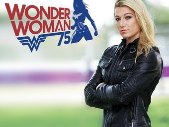 Wonder Woman 75: Jessie Graff on Heroes, Ninjas and Finally Getting to Fly