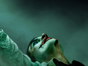We Get Serious About This First Joker Poster