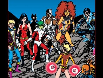 Teen Titans: The Judas Contract is Getting an Animated Movie