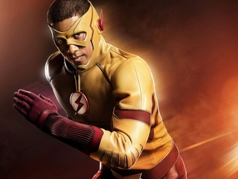 The Flash: First Look at Keiynan Lonsdale as Kid Flash