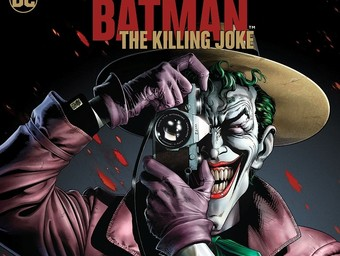 DC All Access: Win a Limited Edition Batman: The Killing Joke Poster