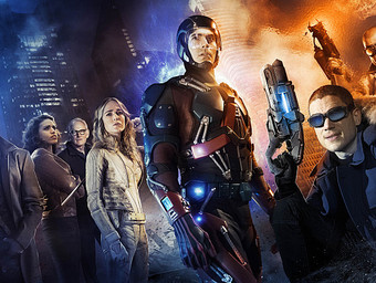 Breaking News: DC's Legends of Tomorrow Gets a Trailer and Premiere Date