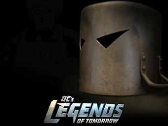 DC's Legends of Tomorrow: A Timeship of Secrets