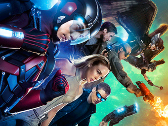 DC's Legends of Tomorrow: First Look at the New Poster