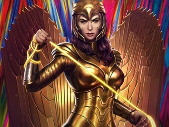 Leveling Up: May Your Holidays Be Golden with Wonder Woman 1984