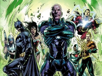 Ten Moments that Mattered: Lex Luthor Joins the Justice League