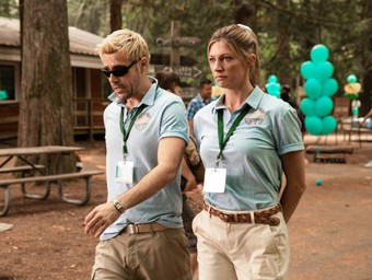 DC's Legends of Tomorrow: From Legends to...Camp Counselors?