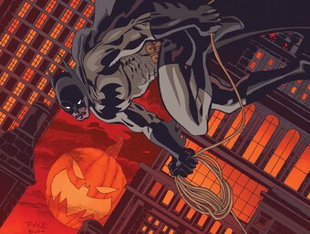 Batman:The Long Halloween Special Continues Critically Acclaimed Story