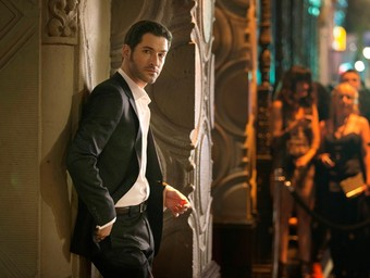 Breaking News: Your First Look at Lucifer