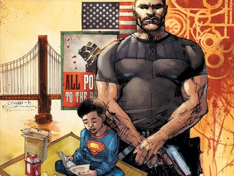 EXCLUSIVE: WildStorm Expands with Michael Cray