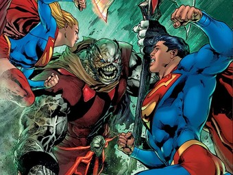 Flying Solo: Brian Michael Bendis Discusses Man of Steel's Big Mystery