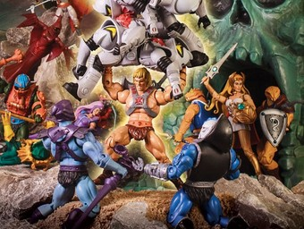He-Man and the Masters of the Universe: An Offer for All Eternity