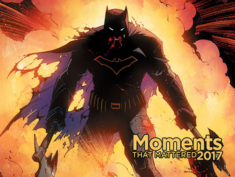 Ten Moments that Mattered: Barbatos Invades the DC Universe