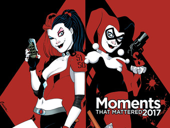 Ten Moments that Mattered: Harley Quinn Turns Twenty-Five