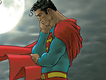 5.2 Reasons Superman Clearly Wants a Friend for the Holidays