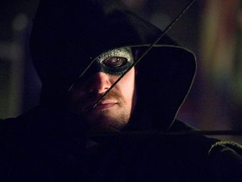 Toe to Toe with Stephen Amell