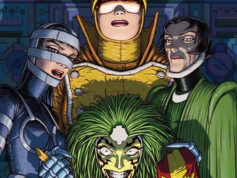 Mister Miracle: Four Furies and a Baby