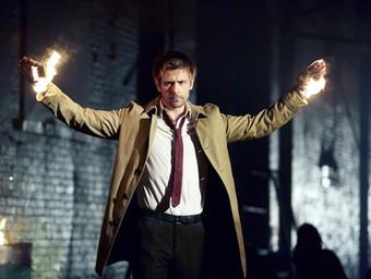 "One ""Hell"" of an Influence: Constantine Draws From the Source"