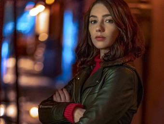 At First Sight: The Mysterious Sue Dearbon Arrives on The Flash