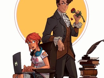 New Romancer: Ten Questions with the Creators