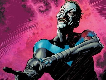 First Look: Nightwing's Dueling Memories