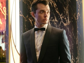 Getting to Know Young Alfred is Only Part of the Fun of Pennyworth