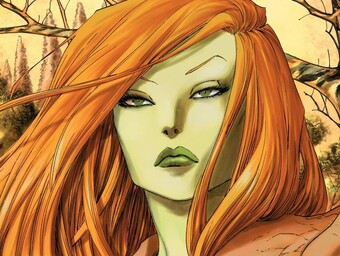 Poison Ivy Will Make Her Way to The CW's Batwoman